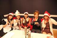 写真左より、Velforest.のIZNA、彩音、今井麻美、榊原ゆい、nao ListenJapan