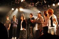 ヒルクライムを中心に、RSP、CLIFF EDGEの3組によるツアーがスタート Listen Japan