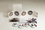 豪華仕様となる『ファイナルファンタジーXIII オリジナル・サウンドトラック』展開図 (C)2009 SQUARE ENIX CO., LTD. All Rights Reserved. CHARACTER DESIGN:TETSUYA NOMURA 豪華仕様となる『ファイナルファンタジーXIII オリジナル・サウンドトラック』展開図 (C)2009 SQUARE ENIX CO., LTD. All Rights Reserved. CHARACTER DESIGN:TETSUYA NOMURA