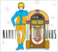 『NARUTO SUPER SOUNDS』ジャケットイラスト (C)岸本斉史 スコット/集英社・テレビ東京・ぴえろ 『NARUTO SUPER SOUNDS』ジャケットイラスト (C)岸本斉史 スコット/集英社・テレビ東京・ぴえろ