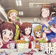 『THE IDOLM@STER LIVE THE@TER HARMONY 05』ジャケット画像 (C)窪岡俊之 (C)BANDAI NAMCO Games Inc. (C)BNGI/PROJECT iM@S 『THE IDOLM@STER LIVE THE@TER HARMONY 05』ジャケット画像 (C)窪岡俊之 (C)BANDAI NAMCO Games Inc. (C)BNGI/PROJECT iM@S