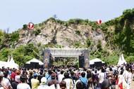 自然の中で開催されるフェス『Rock on the Rock'10』開催決定 Listen Japan