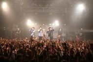 11月26日@東京・TSUTAYA O-EAST