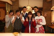 ドラマ『素敵な選TAXI』撮影スタジオ訪問
