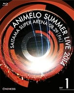 「Animelo Summer Live 2014 -ONENESS- 8.29」ジャケット画像 (C)アニサマプロジェクト2014 「Animelo Summer Live 2014 -ONENESS- 8.29」ジャケット画像 (C)アニサマプロジェクト2014