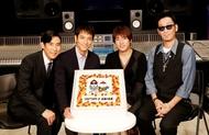 主題歌ドラマ「DOCOTRS 3 最強の名医」主演の沢村一樹、高嶋政伸スタジオ訪問