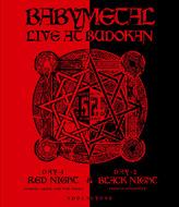 DVD & Blu-ray 『LIVE AT BUDOKAN ~RED NIGHT & BLACK NIGHT APOCALYPSE~』