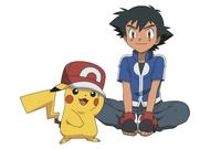 「ポケットモンスター XY」新OPテーマ「ゲッタバンバン」が話題に(画像はサトシとピカチュウ) (C)Nintendo・Creatures・GAME FREAK・TV Tokyo・ShoPro・JR Kikaku (C)Pokemon 「ポケットモンスター XY」新OPテーマ「ゲッタバンバン」が話題に(画像はサトシとピカチュウ) (C)Nintendo・Creatures・GAME FREAK・TV Tokyo・ShoPro・JR Kikaku (C)Pokemon