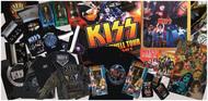 KISSの40年に渡る歴史を紐解く超貴重な展示物の数々