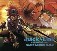 『.hack//Link GAME MUSIC O.S.T.』ジャケット画像