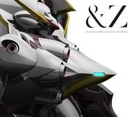 SawanoHiroyuki[nZk]「&Z」期間生産限定盤ジャケット画像 (C)Olympus Knights/Aniplex・Project AZ SawanoHiroyuki[nZk]「&Z」期間生産限定盤ジャケット画像 (C)Olympus Knights/Aniplex・Project AZ