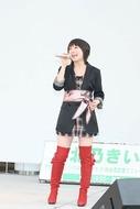 北乃きい、デビュー曲発売記念イベントを開催