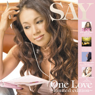 SAYのレンタル限定作品「One Love〜limited edition〜」
