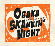 『OSAKA SKANKIN' NIGHT』ロゴ