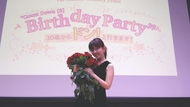 """「Yui Makino Monthly Event """"CountDown【8】 Birthday Party""""~30歳からドン!と行きます!~」の模様"""