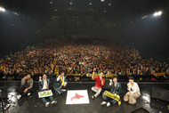 2014年12月28日(日) @Zepp Sapporo