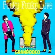GRANRODEO「Punky Funky Love」通常盤ジャケット画像