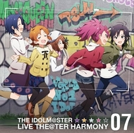 『THE IDOLM@STER LIVE THE@TER HARMONY 07』ジャケット画像 (C)窪岡俊之 (C)BANDAI NAMCO Games Inc. (C)BNGI/PROJECT iM@S 『THE IDOLM@STER LIVE THE@TER HARMONY 07』ジャケット画像 (C)窪岡俊之 (C)BANDAI NAMCO Games Inc. (C)BNGI/PROJECT iM@S