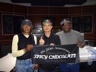 SPICY CHOCOLATE KATSUYUKI a.k.a. DJ CONTROLER&SLY&ROBBIE