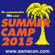 「SUMMER CAMP 2015 -The commemorative 10th event-」