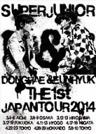 DVD『SUPER JUNIOR D&E THE 1st JAPAN TOUR 2014』【2DVD】