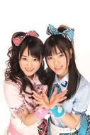 TVアニメ「kiss×sis」EDテーマでメジャーデビューを飾る小倉唯(左)と石原夏織(右)によるユニット、ゆいかおり