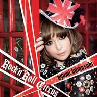 浜崎あゆみ通算11枚目のアルバム『Rock'n'Roll Circus』