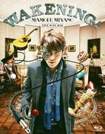 宮野真守「MAMORU MIYANO LIVE TOUR 2014 ~WAKENING!」Blu-rayジャケット画像