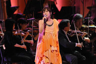 東京フィルハーモニー交響楽団との共演の模様がWOWOWで放映される一青 窈 Listen Japan