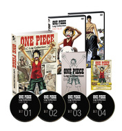 "『ONE PIECE Log Collection ""EAST BLUE""』 (C)尾田栄一郎/集英社・フジテレビ・東映アニメーション 『ONE PIECE Log Collection ""EAST BLUE""』 (C)尾田栄一郎/集英社・フジテレビ・東映アニメーション"