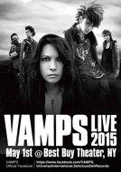 「VAMPS LIVE 2015 NY」