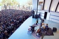 2月11日(水・祝)@代々木公園野外ステージ