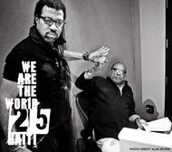 ハイチ救済の新録「We Are The World」、レコチョクでデイリー初登場1位