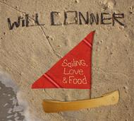 4月7日に日本先行リリースされるウィル・コナー『セイリング、ラヴ、フード』