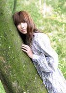 「薄桜鬼」主題歌シングルを連続リリースする吉岡亜衣加
