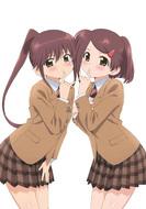 4月5日より放送がスタートしたTVアニメ「kiss×sis」