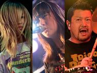 8thアルバムを引っさげ全国20都市23公演を廻るGO!GO!7188
