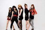 韓国のスーパーガールズグループ、4Minute