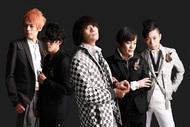 新作『サカサマデアル』を4月14日にリリースする京都発の5ピースバンド・片山ブレイカーズ&ザ☆ロケンローパーティ
