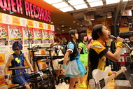 2月25日@タワーレコード渋谷店