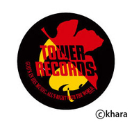 """「EVANGELION:2.22×TOWER RECORDS""""SYNCHRO THE MUSIC""""キャンペーン」コラボレーションロゴ"""