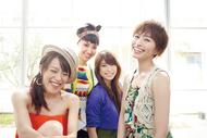 17枚目のシングル、「ヒマワリ -Growing Sunflower- 」をリリースしたSPEED