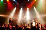 全国ツアー最終日のCLIFF EDGE(10.4.23@代官山UNIT)