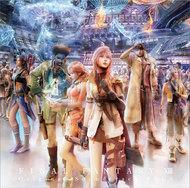 『FINAL FANTASY XIII Original Soundtrack - PLUS -』ジャケット画像