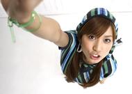 ソロデビュー曲「メンドクサイ愛情」をリリースした大島麻衣