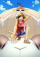 原作コミックスも記録的な売上を続けているTVアニメ「ONE PIECE」