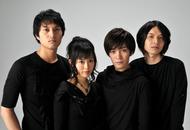 山本美禰子(左から2番目)率いる実力派バンド・ジギタリス
