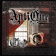 Asriel『AntiQue 〜INDIES BEST SELECTION〜』ジャケット画像