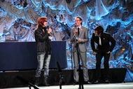 シカゴにて開催された「Anime Central in Chicago 2010」にゲスト出演したYOSHIKI