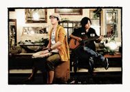 カケラバンクがアパレル・ブランド『HANJIRO』とコラボ(写真はその店内で撮影)